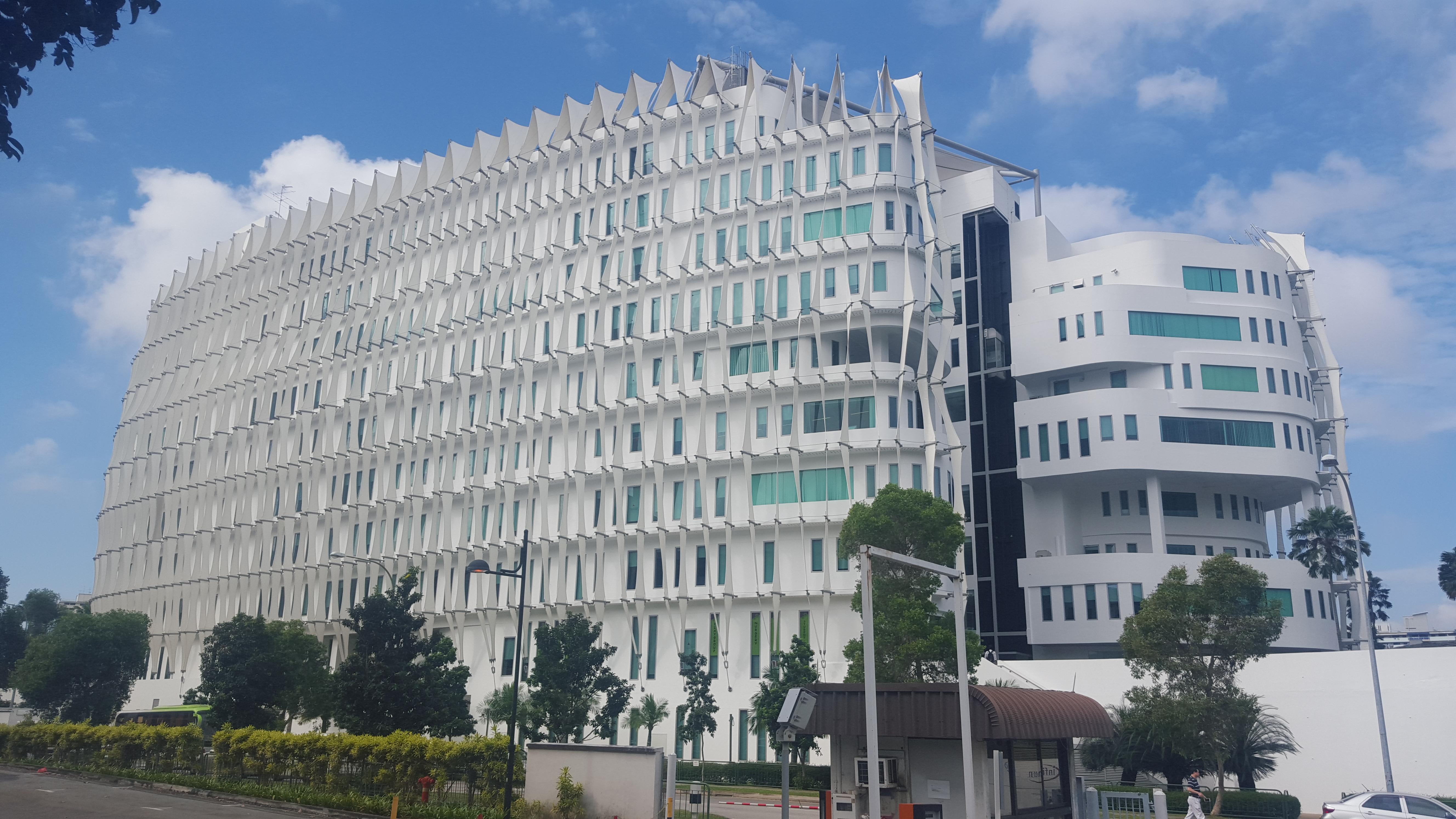 Infineon Building